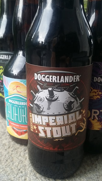 Doggerlander Russian Imperial Stout - VIVA Cerveza!®