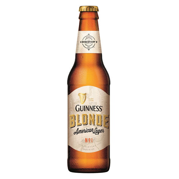 Guinness Blonde American Lager 350ml Botella