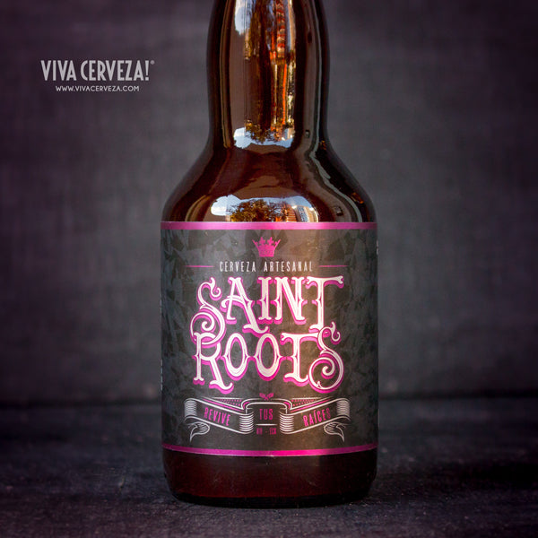 Saint Roots Brown Ale Choco Mora