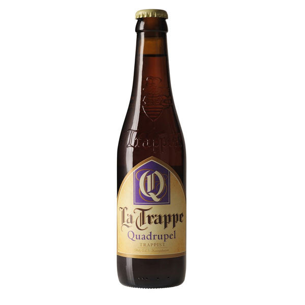 La Trappe Quadruple 330ml - VIVA Cerveza!®