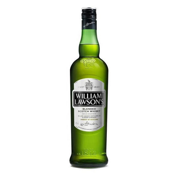 William Lawsons Blended Scotch Whisky 750ML