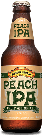 Sierra Nevada Peach IPA Fruit & Hop Ale