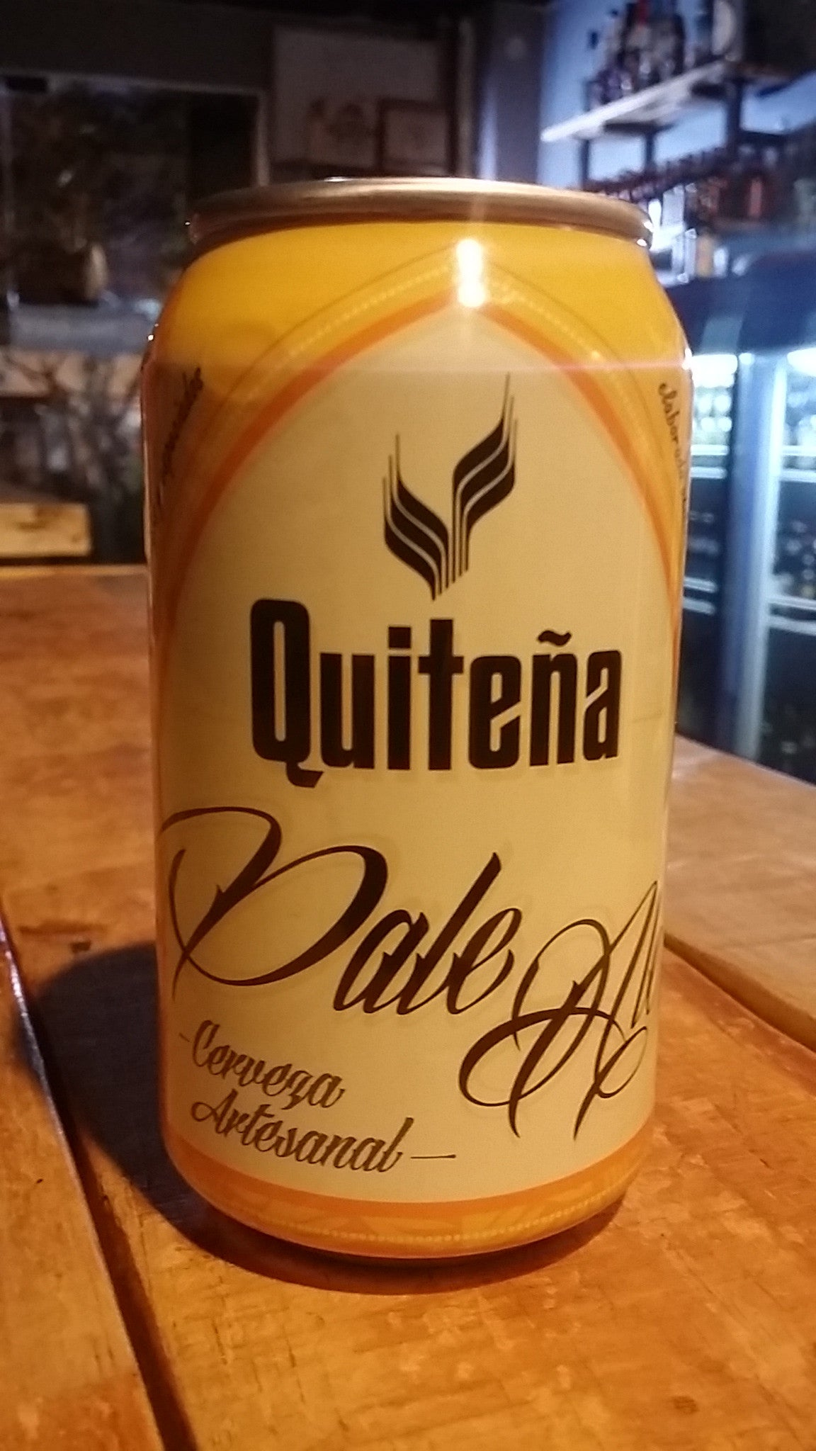 Quitena Pale Ale 350ml Lata Can