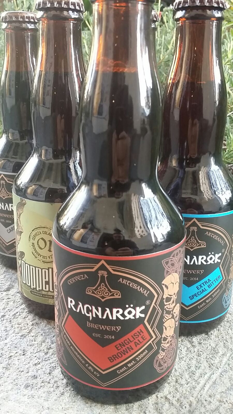 Ragnarok English Brown Ale - VIVA Cerveza!®
