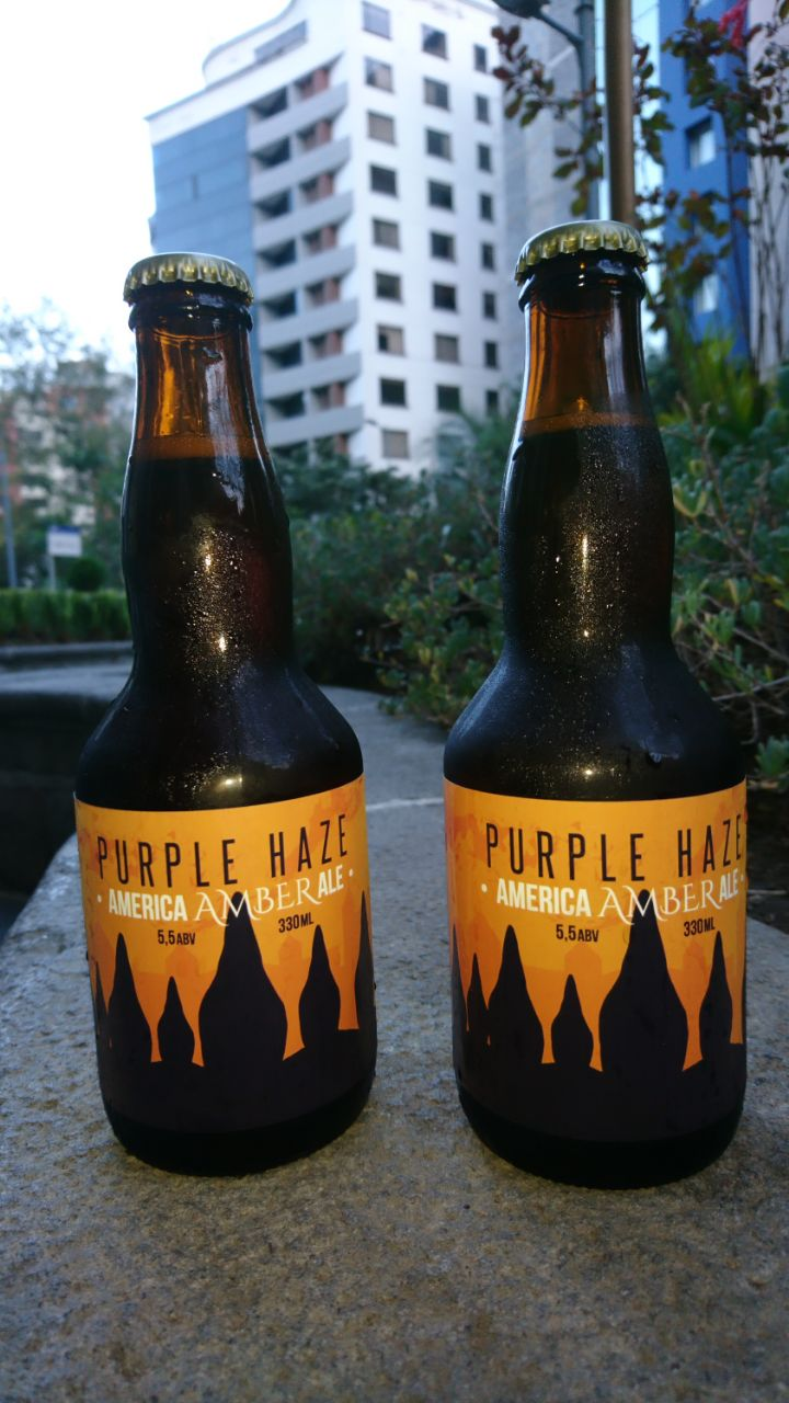 Saint Roots Purple Haze - Colada Morada Especial Temporal Seasonal