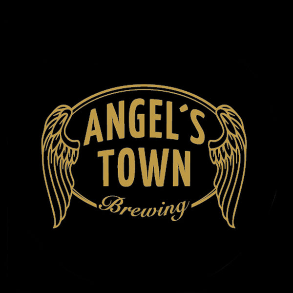 Angels Town - Stout Dark Angel - VIVA Cerveza!®