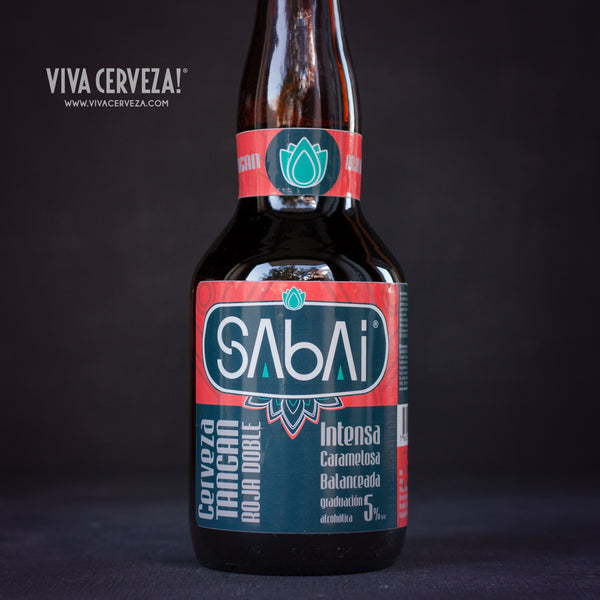 Sabai Tangan Doble Red - VIVA Cerveza!®