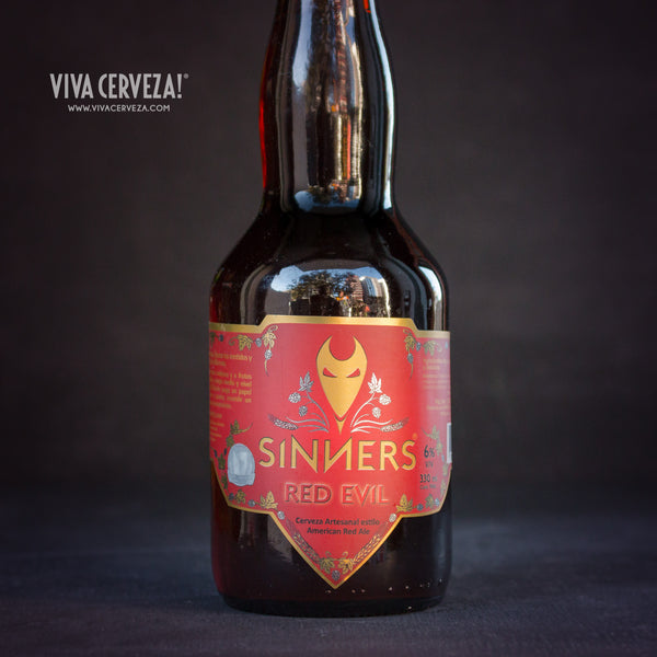 Sinners Red Evil