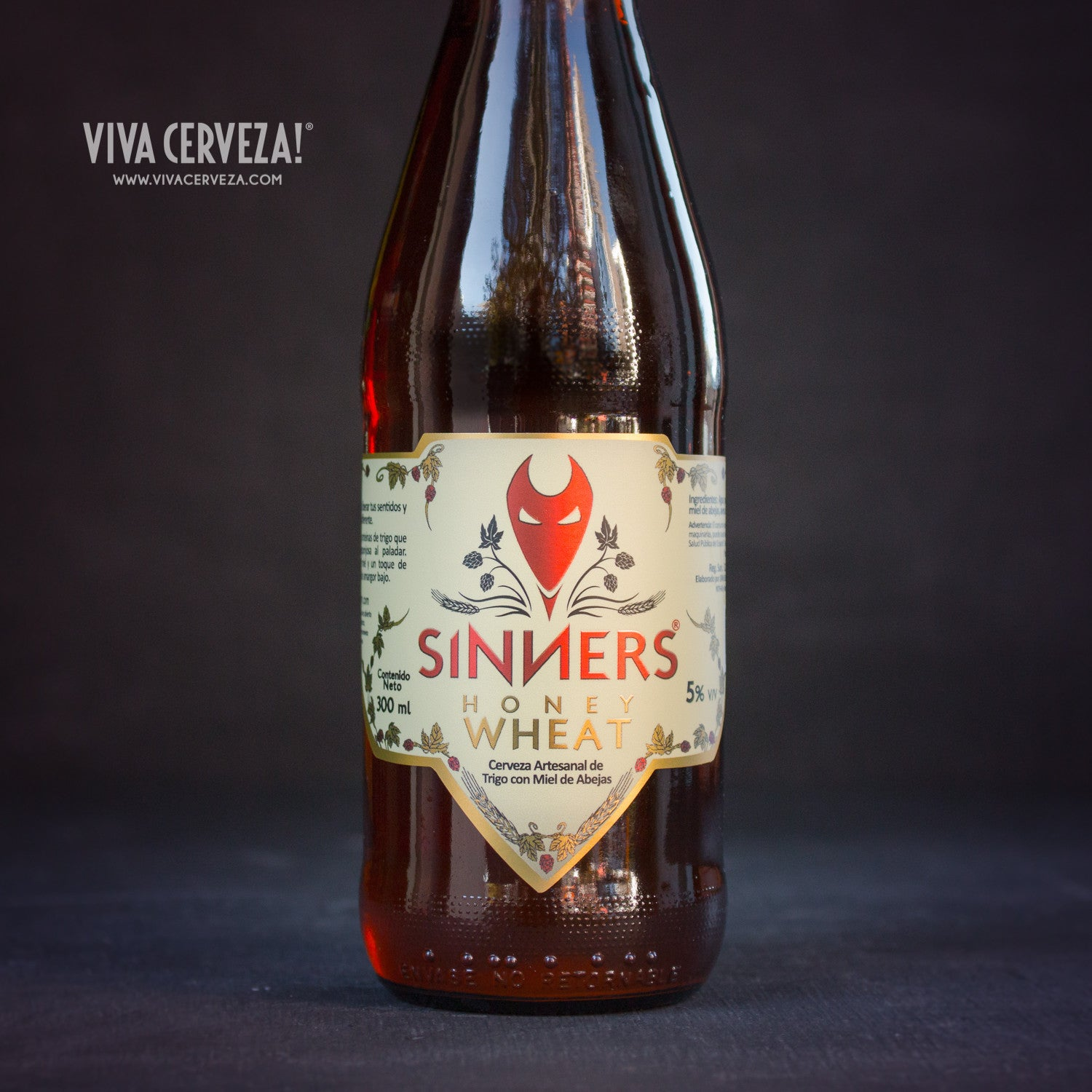 Sinners Honey Wheat
