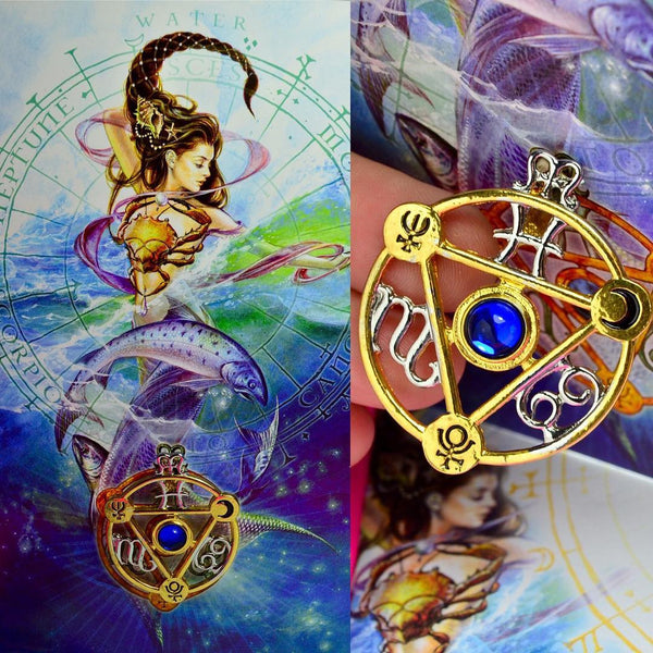 Elemental Water Talisman