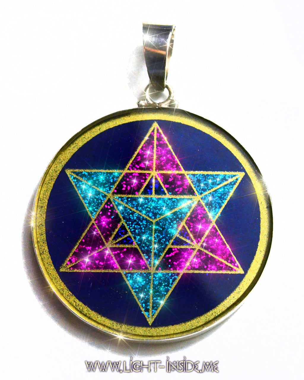 Merkaba sacred geometry pendant on lapis lazuli light inside me merkaba sacred geometry pendant on lapis lazuli aloadofball Gallery