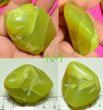 Rare & Powerful healing HEALERITE stone large polished tumbled