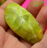HEALERITE highvibrational Rare & Powerful healing stone large polished tumbled
