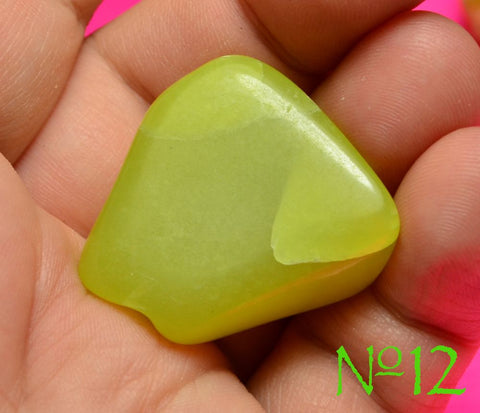 HEALERITE Rare & Powerful healing highvibrational stone medium polished tumbled