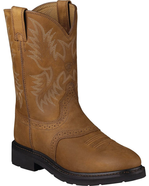 Ariat Men's Sierra Saddle Work Boots Style 10002304
