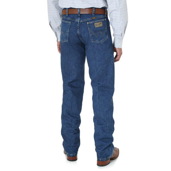 Wrangler Men's George Strait Cowboy Cut Original Fit Jean Style 13MGSHD
