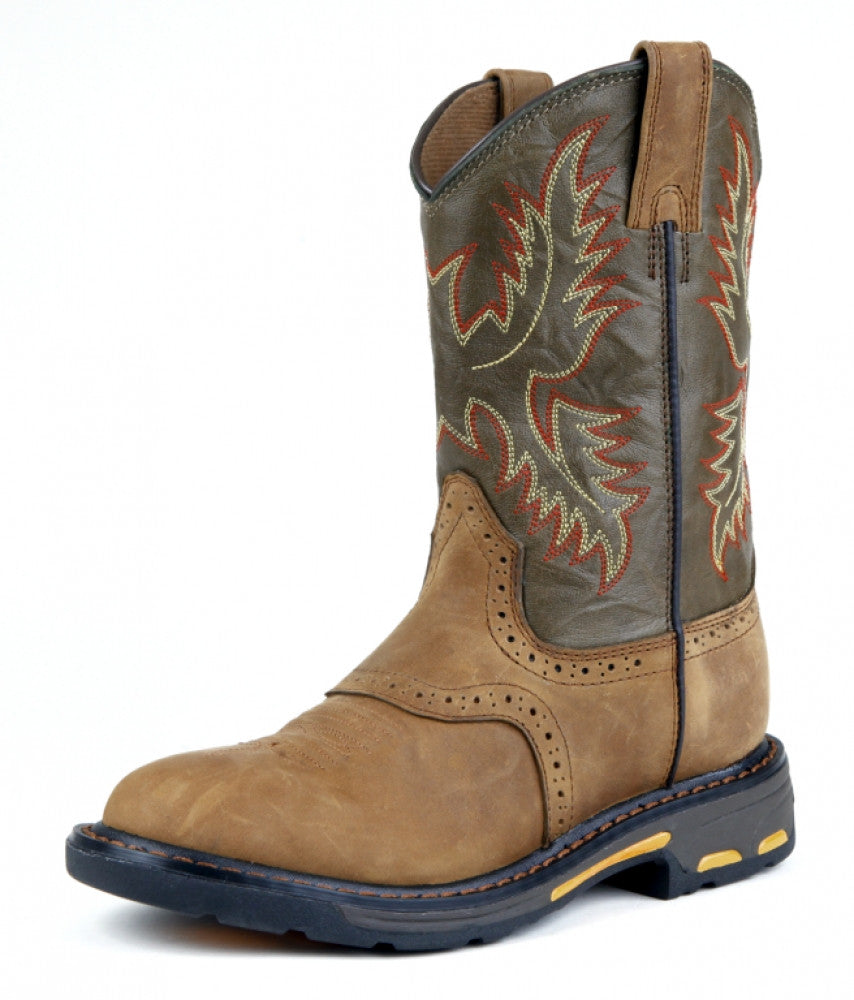 Ariat Workhog Pull-On Kids Style 10007836