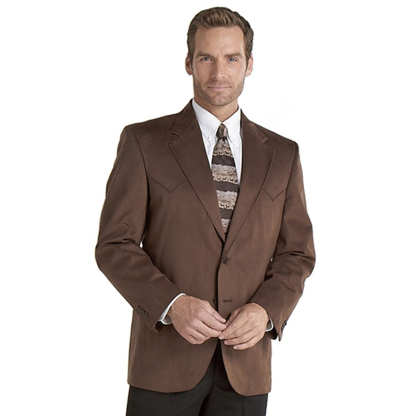 Circle S Men's Houston Micro Suede Sports Coat CC4625