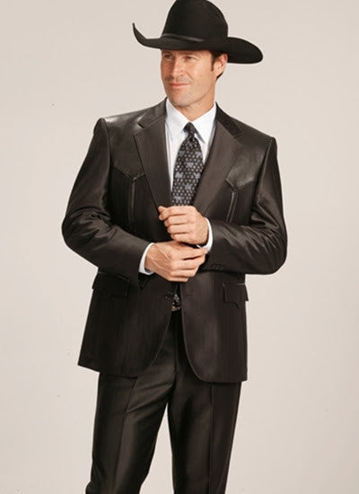 Circle S - Swedish Knit Boise Sportcoat Black Style Number CC2991-41