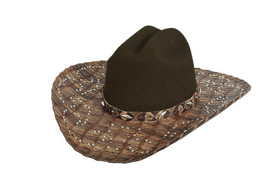 Bullhide Hats Western Felts One More Time Style 0599CH