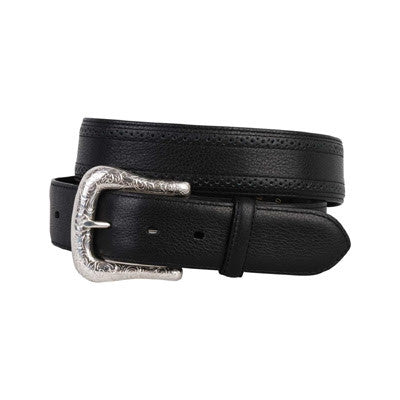 Ariat Men's Basic Perfed Edge Western Belt Style 10004353