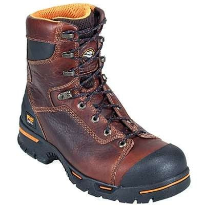Timberland PRO Boots: Men's Steel Toe 8 Inch Work Boots 52561