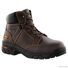 Timberland PRO Boots: Men's Helix 6 Inch Safety Toe EH Work Boots Style 86518