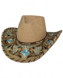 Bullhide Always On My Mind Premium Wool Western Hat Style 0631A