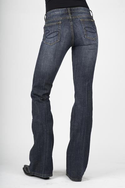 Stetson Ladies Denim Jeans Style 11-054-0202-0036