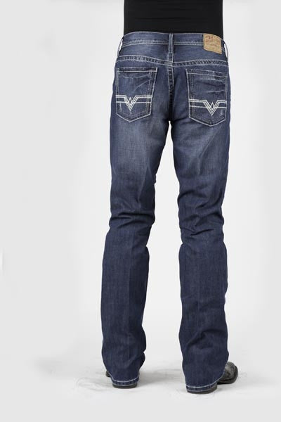 Stetson Mens Jeans Style 11-004-1014-3003