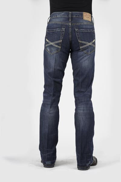 Stetson Mens Jeans Style 11-004-1014-3000