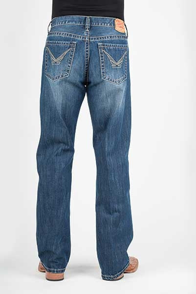Stetson Mens Jeans Style 11-004-1312-4056
