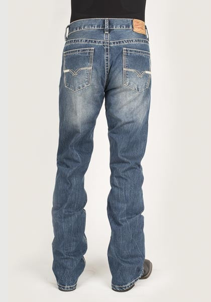 Stetson Mens Jeans Style 11-004-1014-4016