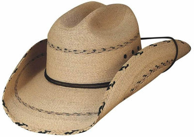 Bullhide Miller 20X Straw Hat Style 2319