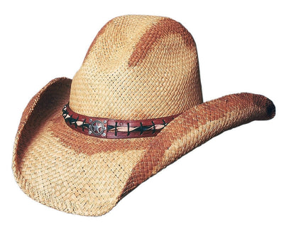 Bullhide Heritage Straw Hat Style 2128