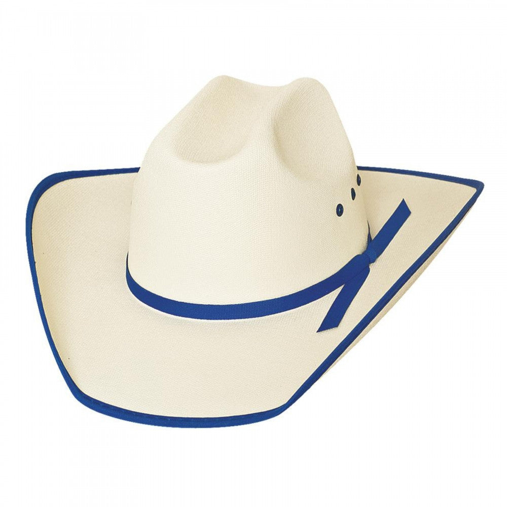 Bullhide Lil' Pardner Collection Lucky Eight Off White Cowboy Hat Style 2811BU