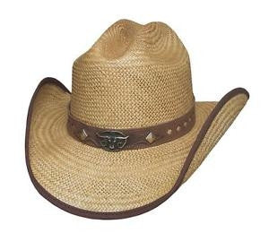 Bullhide Lil' Pardner Collection Brave Natural Cowboy Hat Style 2849