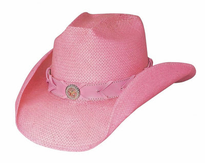 Bullhide Lil' Pardner Collection Sweet Star Pink Hat Style 2461