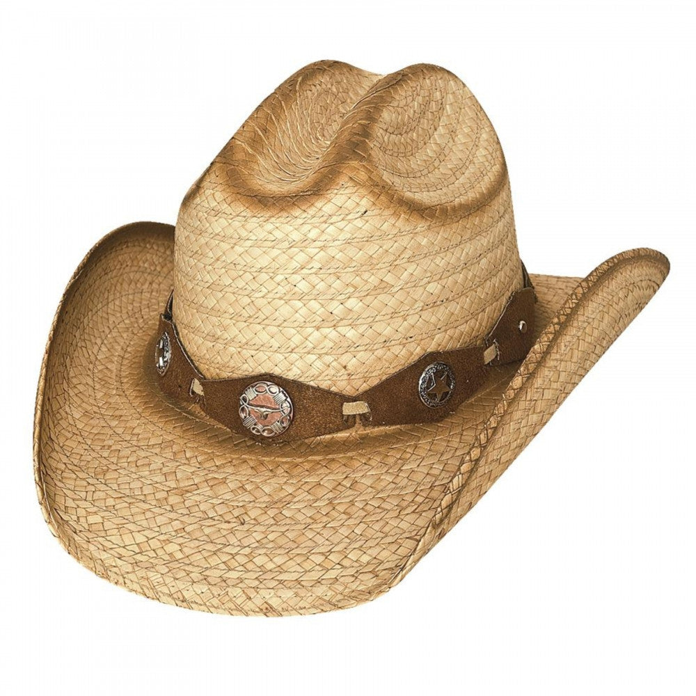 Bullhide San Angelo Childrens Straw Cowboy Hat Style 2818