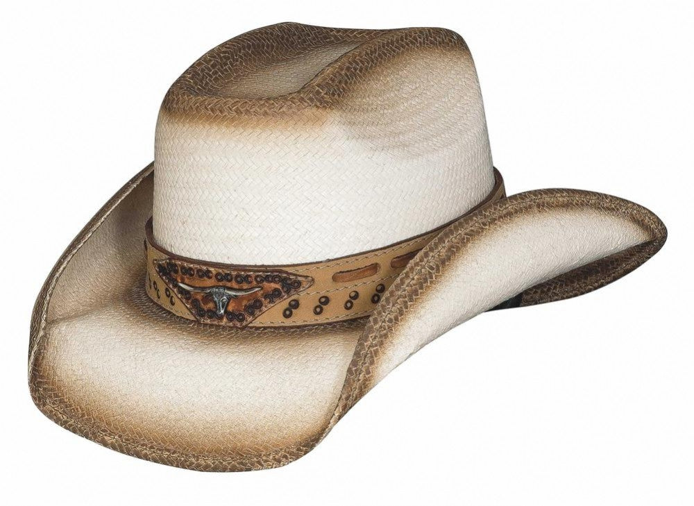 BULLHIDE HAT BY MONTECARLO HAT COMPANY Style 2459