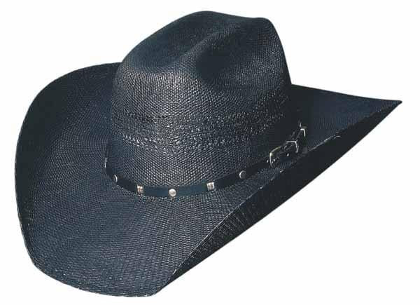 Bullhide Black Arrow 20X Straw Hat Style 2114