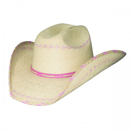Bullhide Candy Kisses 10X Childrens Straw Cowboy Hat Style 2458