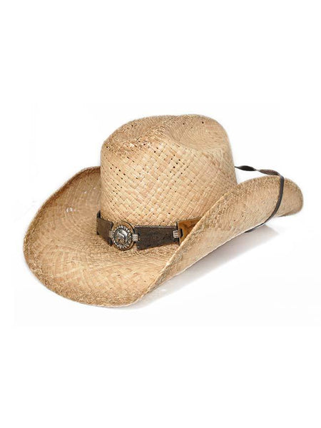 "Bullhide Kids ""Horse Play"" Straw Hat Style 2462"