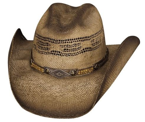 Bullhide Full Speed Straw Cowboy Hat STYLE 2740