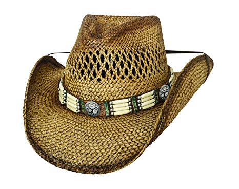 Bullhide From Dusk Till Dawn Straw Hat Style 2911