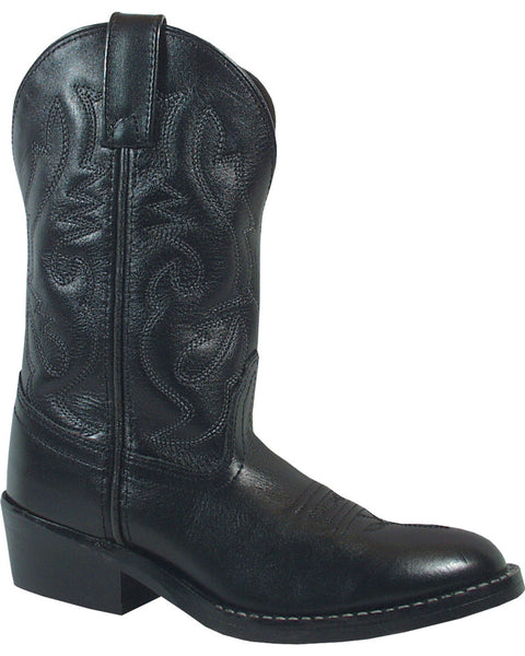 Smoky Mountain Boys' Denver Western Round Toe Boots Style 3032C