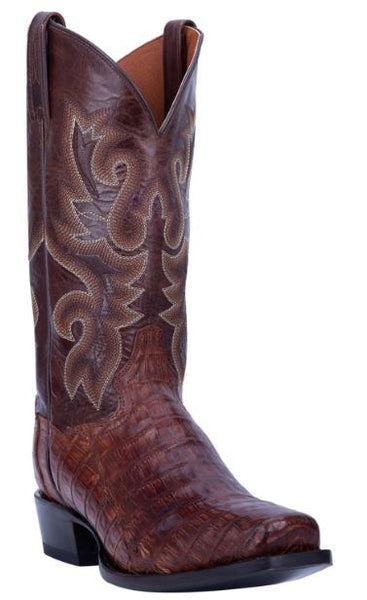 Dan Post Men's Bayou Western Boots Square Toe Style DP3074