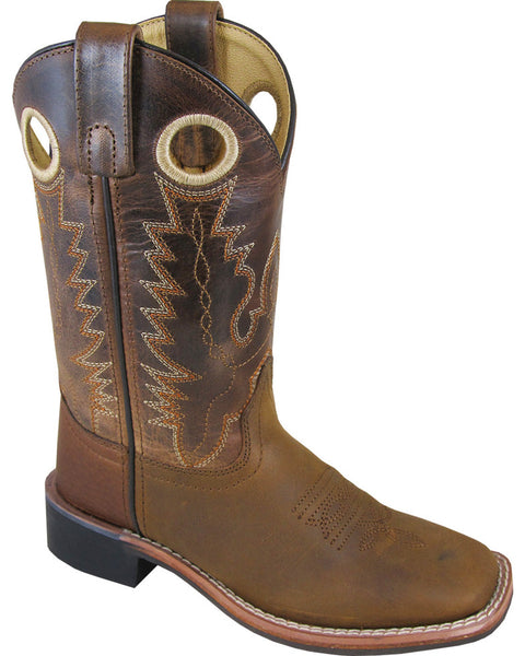 Smoky Mountain Youth Boys' Jesse Western Square Toe Boots Style 3662Y