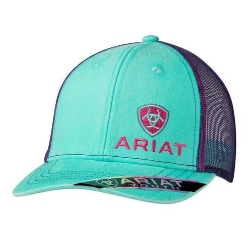 Ariat Off Set Logo Cap by M&F Style 1518733