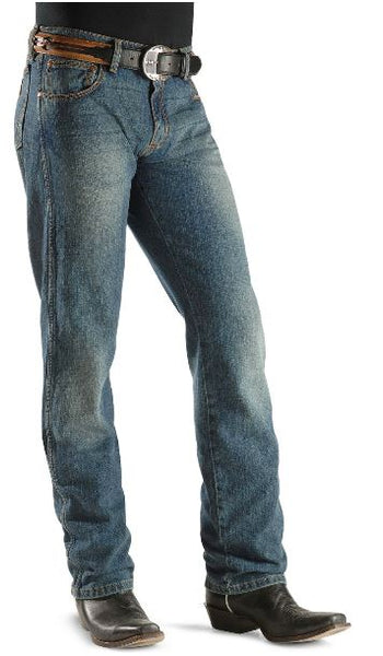 Wrangler RETRO Men's Slim Straight Premium Denim Style 88MWZRT